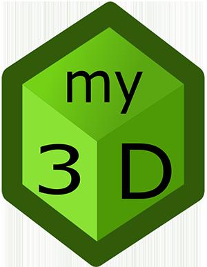 My 3d Treviso Logo