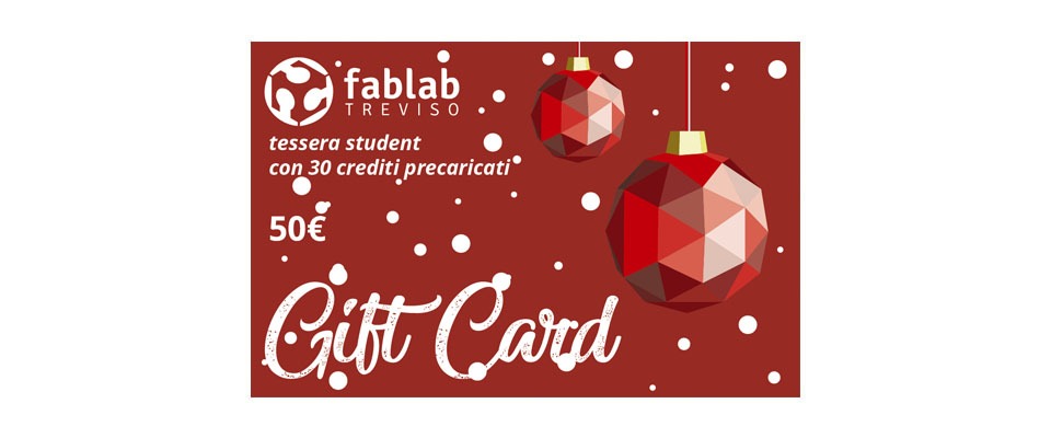immagine Gift Card Student