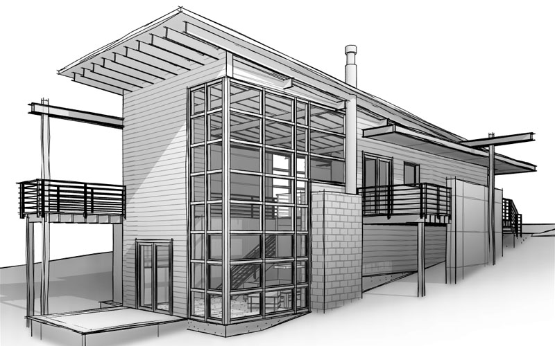 immagine Building information Modeling con Revit
