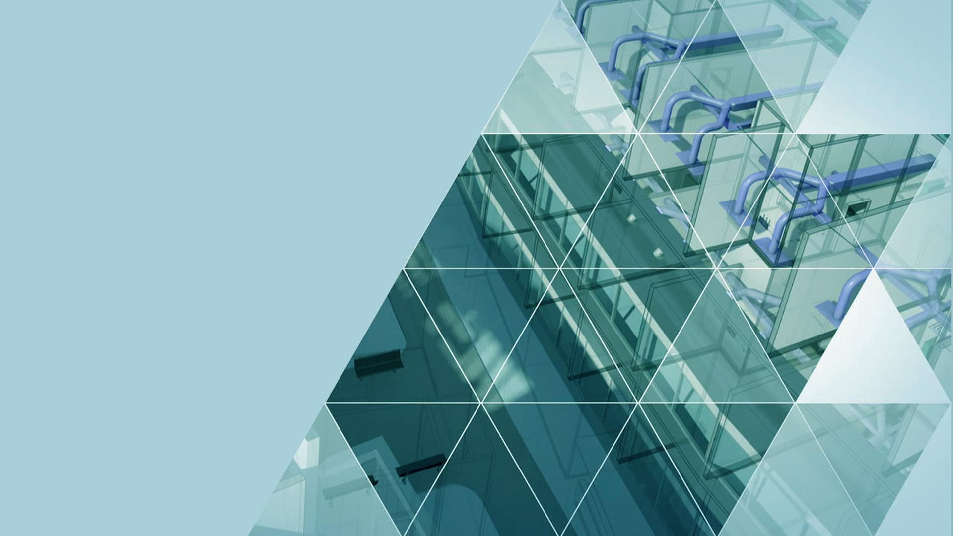 immagine sfondo Building Information Modeling con REVIT